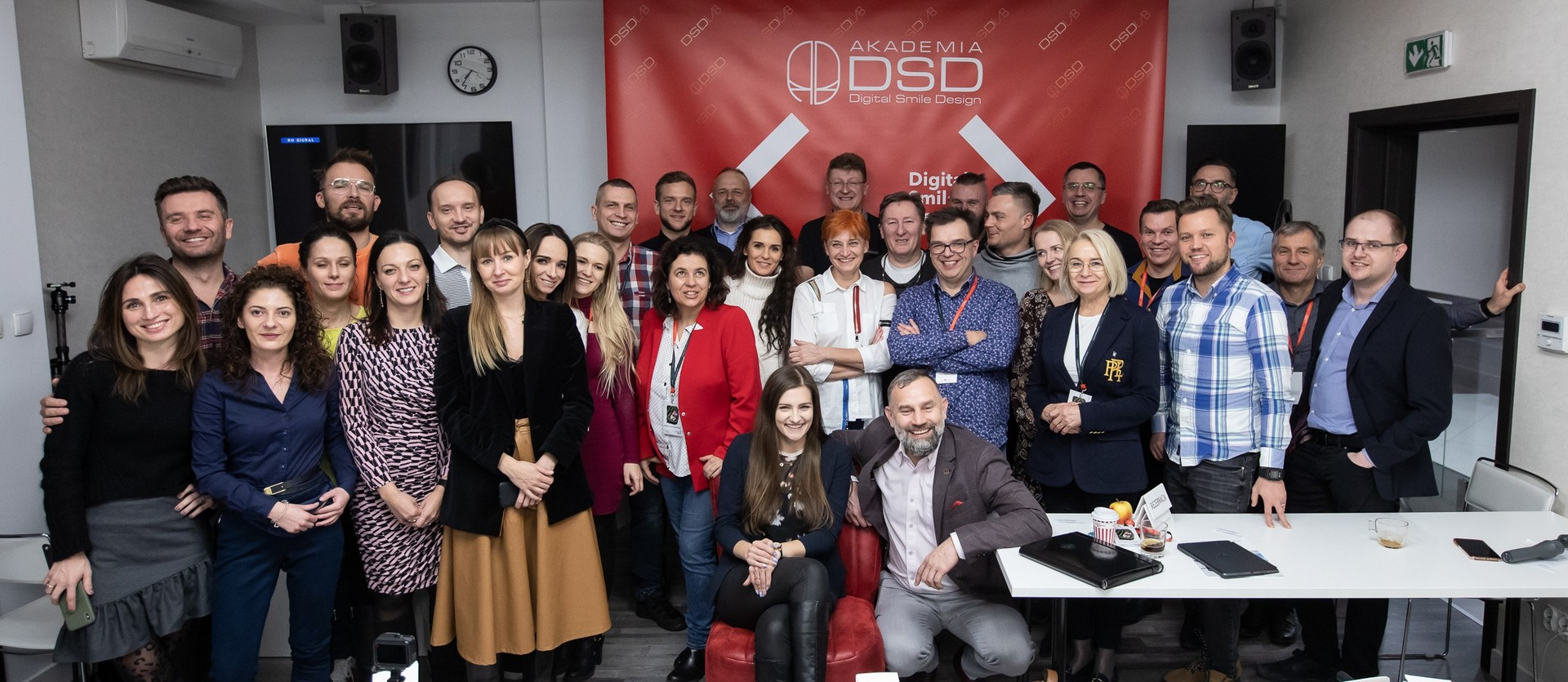 kurs dsd experience and restoration